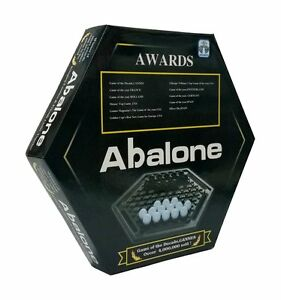 Party Family Board Game ABALONE Most Awards of the Decade (For 2+ Players)