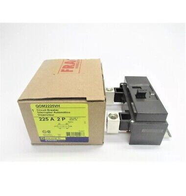 Square D Qom2225vh Main Circuit Breaker
