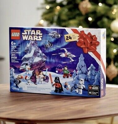 NEW 2020 Lego Star Wars Advent Calender 75279 Christmas Countdown Ships Today!!