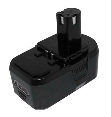 Herramientas Batería para Ryobi CRH1801 CSL-180L CW-1800 CID-182L CRP-1801,18V