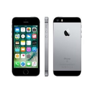 iPhone SE 64 GB - Space Grey