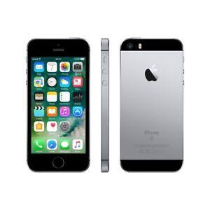 Unlocked iPhone SE Space Grey 32GB