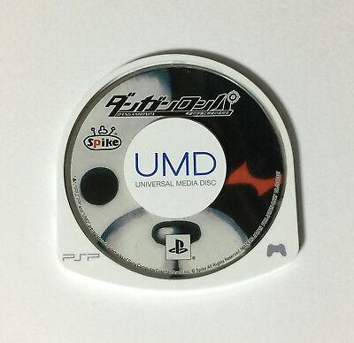USED PSP Disc Only Danganronpa Kibou no Gakuen to Zetsubou no Koukousei JAPAN