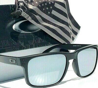 NEW* Oakley Holbrook USA Flag POLARIZED Galaxy Chrome Iridium Sunglass (Oakley 5 Squared Polarized)