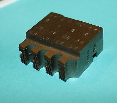 Geometric 8-32 Ground Chasers For 916 D Ds Dsa Die Head
