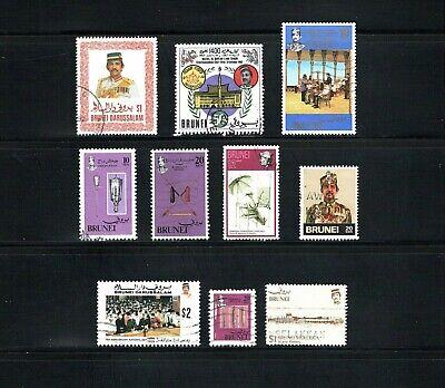 Brunei -- 10 diff used -- cv $8.80