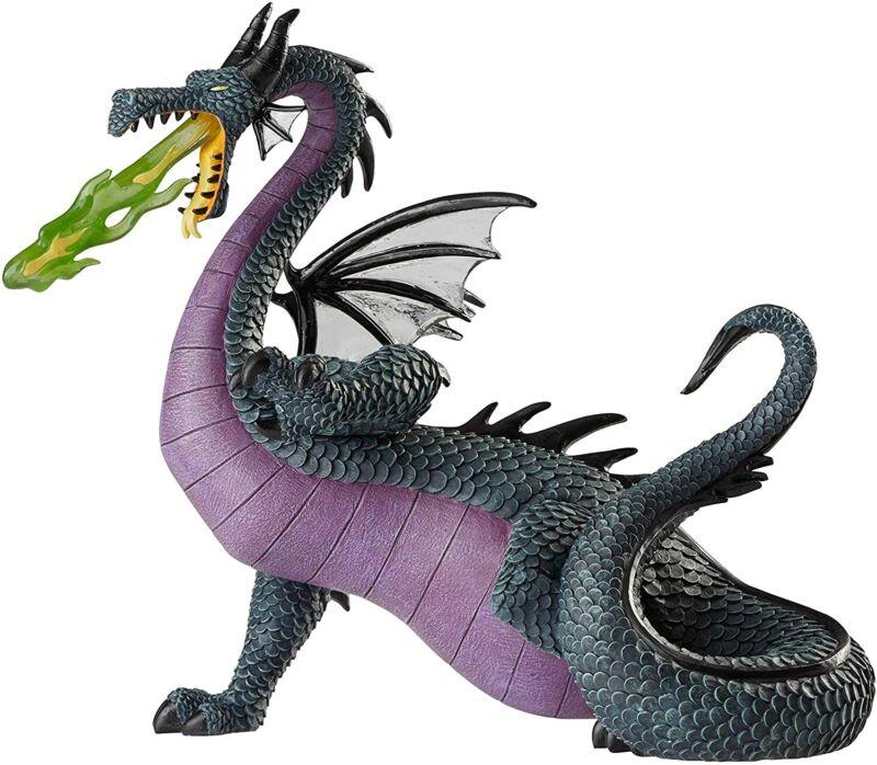 Enesco Disney Couture de Force Maleficent Dragon Figurine
