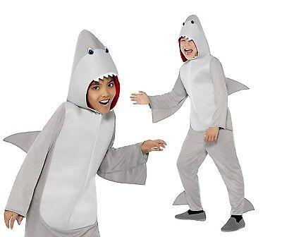 Mädchen Jungen Hai Tier Fisch Rachen Film Buch Tag Woche Verkleidung Kleid