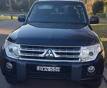 2011 Mitsubishi Pajero Wagon Hornsby Hornsby Area Preview