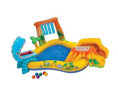 Intex Dinosaur Play Centre - 57444 Dinasour Play Centre Intex