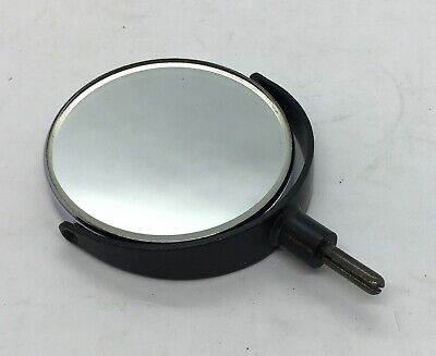Lomo Metal And Glass Microscope Mirror 5cm 2 Reflector Assembly