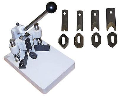 Id Card Corner Rounder Cutter 4dies Punchr3 R6 R10 R13 Cut Thick Heavy Duty