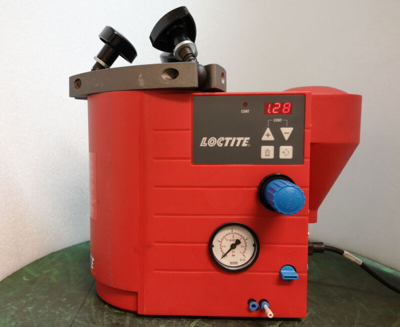 12996 Loctite Integrated Semi-automatic Dispensing System 97009