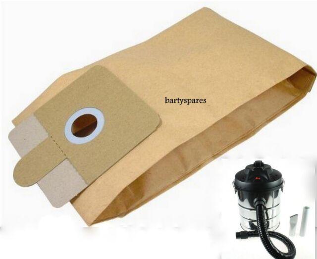 Dust Bags RL095 RL111 Ash Can Debris Collector Pack of 10 vacuum cleaner hoover