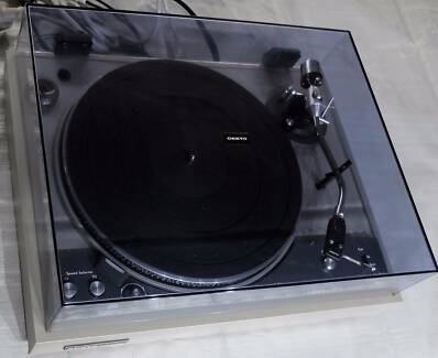 Onkyo CP-5000A Turntable Japan Vintage Stereo Hi Fi Record Player