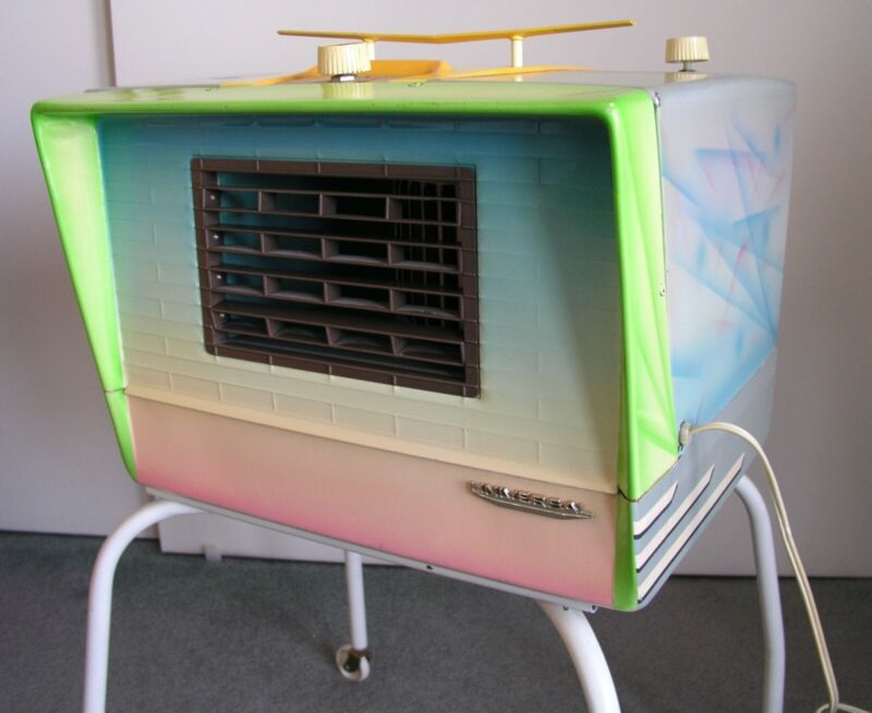 Vintage Portable Swamp Cooler.