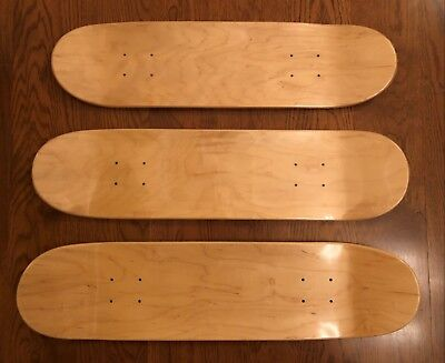 Mini Skateboard Deck Kits with Wheels and Grip Tape