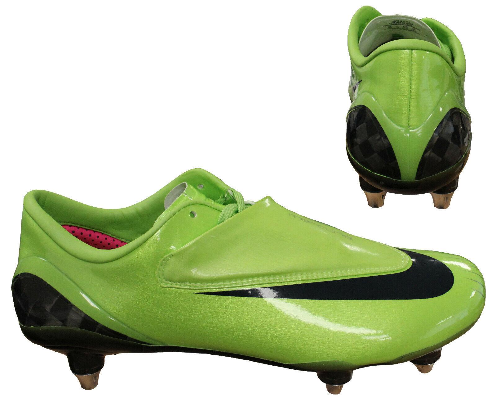 Dettagli su Nike Mercurial Vapor SL SG RARO Vintage Da Uomo Scarpe da calcio 318279 301 DS3 mostra il titolo originale