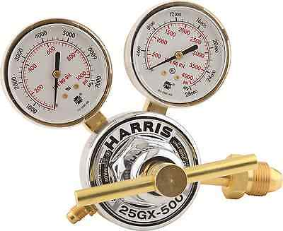 Harris Model 25gx-500-580 Hvac Nitrogen Purging Regulator 3000606
