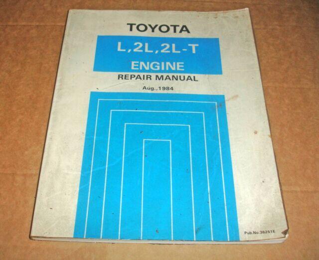 toyota 2lt repair manual user guide manual that easy to read u2022 rh lenderdirectory co Toyota Camry Repair Manual Toyota Parts