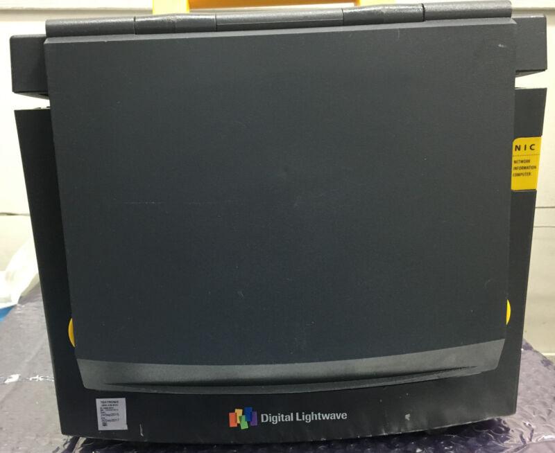 Digital Lightwave Nic10g-a1-b1-c1-e1-e2 Network Information Analyzer