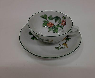 Kleine Teetasse o. Kaffeetasse Seltmann Weiden Waldbeere