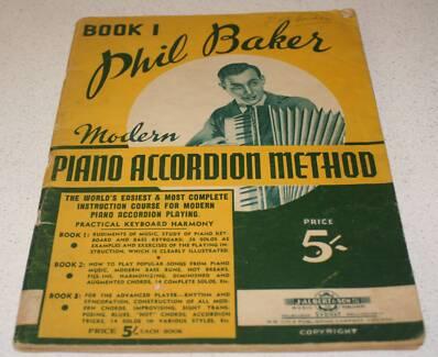 Modern Piano Accordion Method Book One
