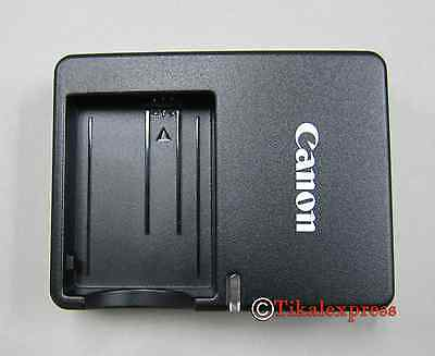 Genuine Canon LC-E5 Charger for LP-E5 Battery FITS EOS T1i XSi 450D 1000D 500D