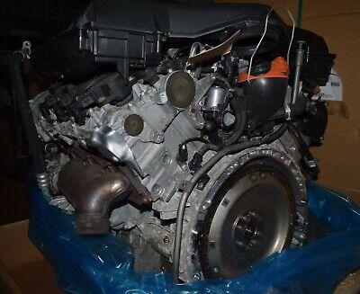 Original Mercedes Komplettmotor Motor GLK X204 3.5 V6 200kW 272PS 272.991 C 204