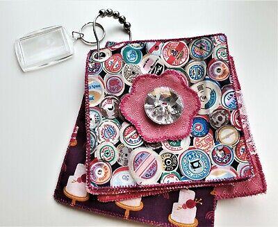 Fidget Sampler, Twiddle Muff, Dementia Gift, Agitation Aid, Sensory Gift for Her