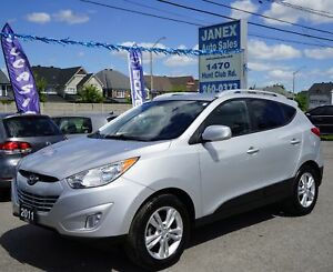 2011 Hyundai Tucson GLS LEATHER INTERIOR | ALLOY WHEELS | A/C...