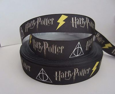 Harry Potter Craft - GROSGRAIN HARRY POTTER 1
