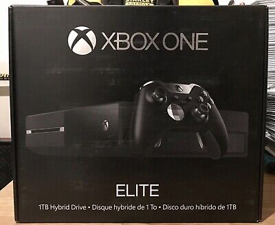 Xbox One Elite 1TB Console Bundle - Brand New - Free shipping