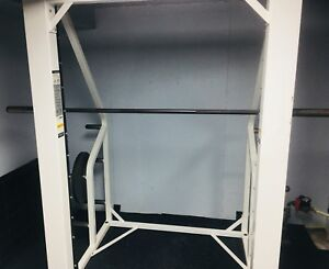 Cybex smith machine commercial linear bearings gym equipment