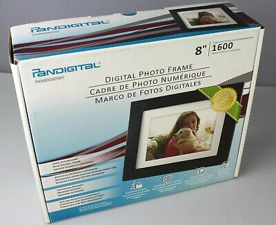 LCD Pandigital 8