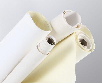 Leinwandrollen 20m x 100cm breit (2 Rollen a 10m), 380gr/m² Baumwolle Maltuch