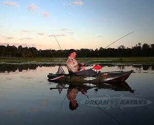 DREAM CATCHER 3 Kayak - Fishing & Exploring Welshpool Canning Area Preview