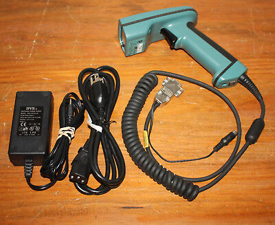 Hand Held Products Hhd Barcode Scanner With Power Supply 4410hd-131ck