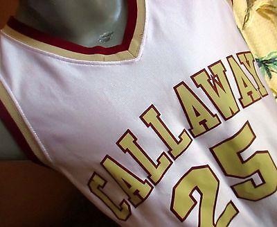 Nike MADE IN USA Vtg 90s Basketball Uniform Team Sport ADULT MEDIUM 8-10 WOMENS