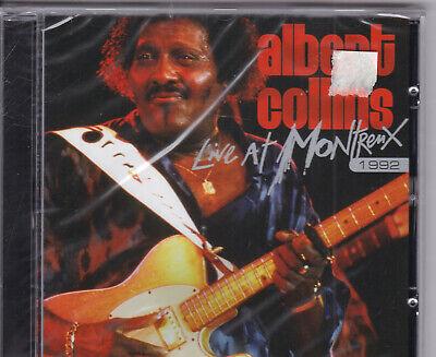 Albert Collins - Live at Montreux 1992 SEALED