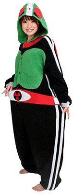 Neu Sazac Fleece Kigurumi Kamen Rider Cosplay Kostüm Party Ban-006 aus - Kamen Rider Kostüm