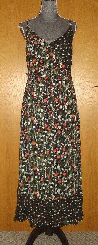 ULLA POPKEN Damen Sommer Kleid Bodenlang Gr.42 NEU mit Etikett