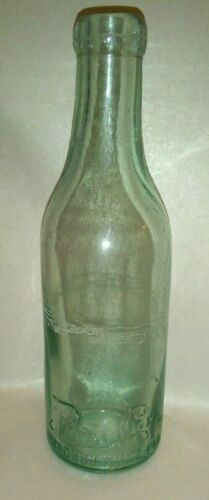 Rare Antique Straight Side Pepsi Cola Bottle ~ Jacksonville Florida C. 1905
