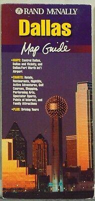 2000 Rand McNally Dallas Map Guide