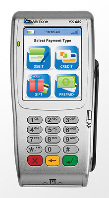 Verifone Vx 680 2g Wireless Terminal Just 199 Free Shipping Unlocked