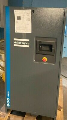 New Atlas Copco 20 Hp Rotary Screw Air Compressor With Air Dryer Ga15-125