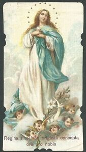 Estampa-antigua-Purissima-Concepcion-andachtsbild-santino-holy-card-santini
