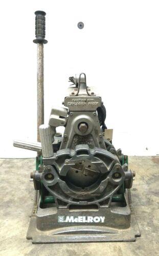 MCELROY PITBULL 14 FUSION MACHINE CLAMP 430101