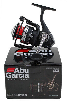 ABU GARCIA ELITEMAX EMAXSP20 6.2:1 GEAR RATIO SPINNING REEL #1475746