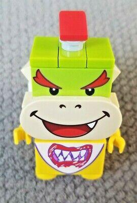 LEGO BOWSER JR. MINIFIGURE FROM SUPER MARIO STARTER SET - 71360